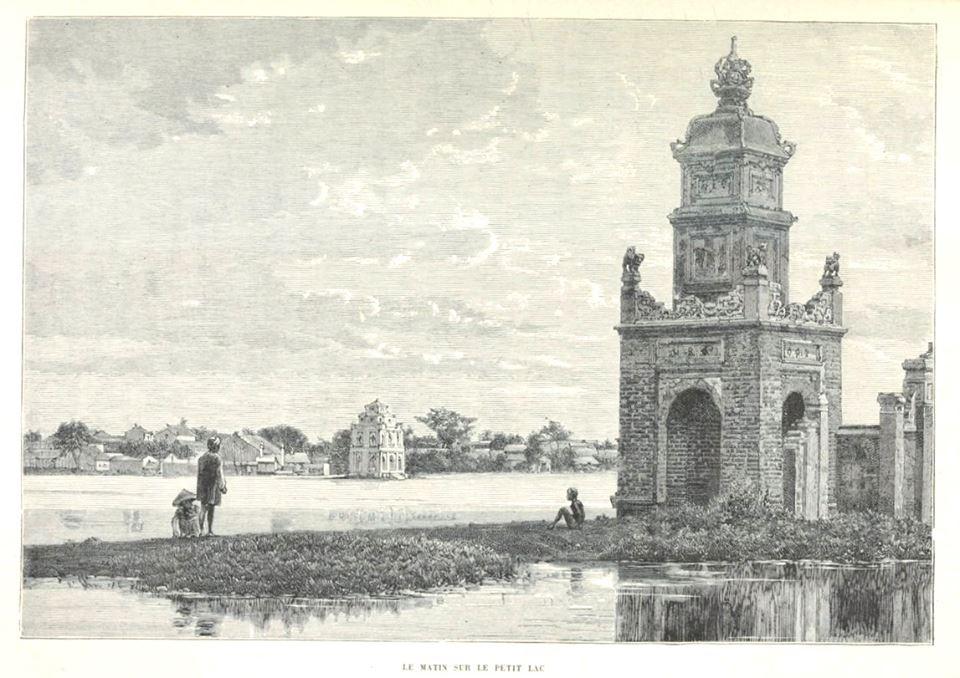 Loạt tranh minh họa về cuộc sống Việt Nam những năm 1884-1885 - 38