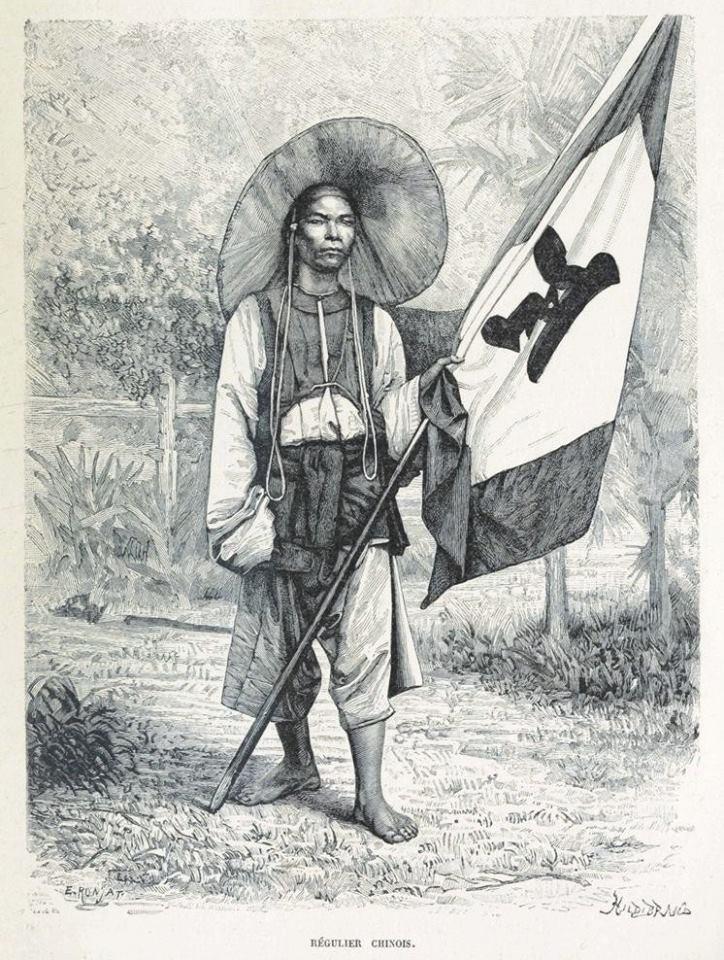 Loạt tranh minh họa về cuộc sống Việt Nam những năm 1884-1885 - 26