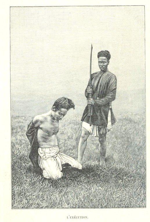 Loạt tranh minh họa về cuộc sống Việt Nam những năm 1884-1885 - 5