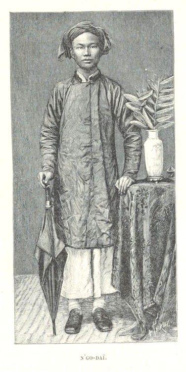 Loạt tranh minh họa về cuộc sống Việt Nam những năm 1884-1885 - 6