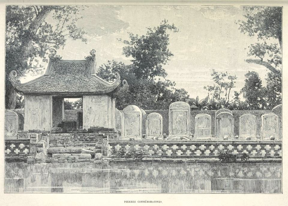 Loạt tranh minh họa về cuộc sống Việt Nam những năm 1884-1885 - 35