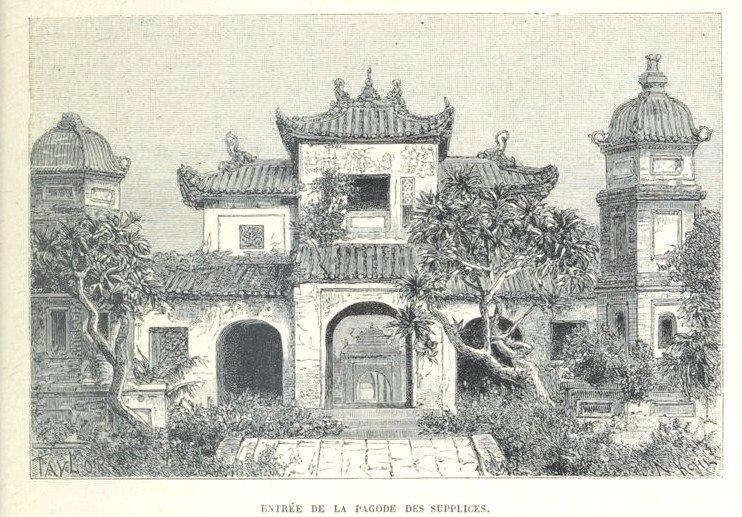 Loạt tranh minh họa về cuộc sống Việt Nam những năm 1884-1885 - 37