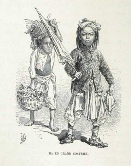 Loạt tranh minh họa về cuộc sống Việt Nam những năm 1884-1885 - 14