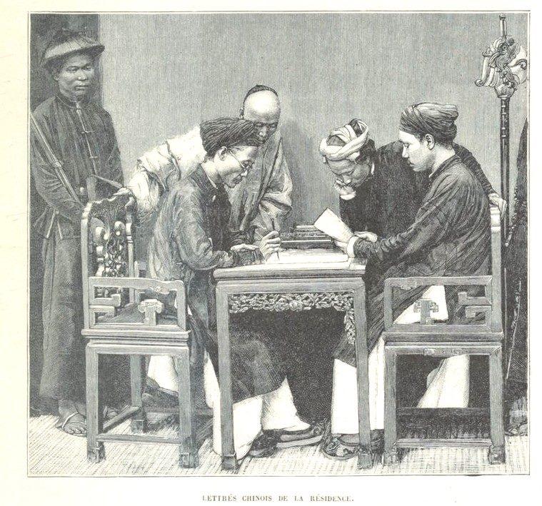 Loạt tranh minh họa về cuộc sống Việt Nam những năm 1884-1885 - 33