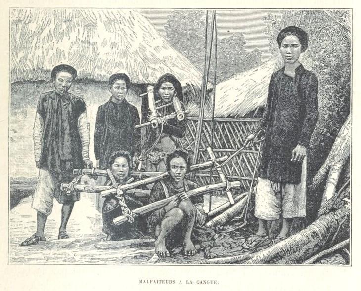 Loạt tranh minh họa về cuộc sống Việt Nam những năm 1884-1885 - 29