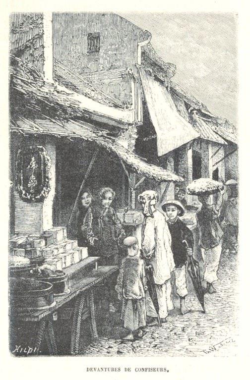 Loạt tranh minh họa về cuộc sống Việt Nam những năm 1884-1885 - 31