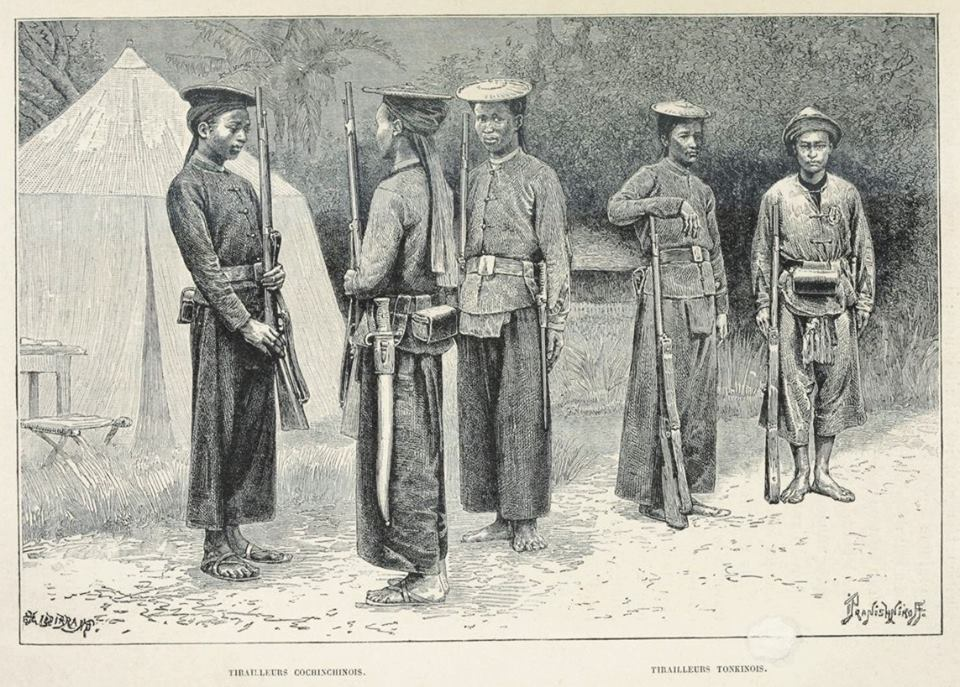 Loạt tranh minh họa về cuộc sống Việt Nam những năm 1884-1885 - 7