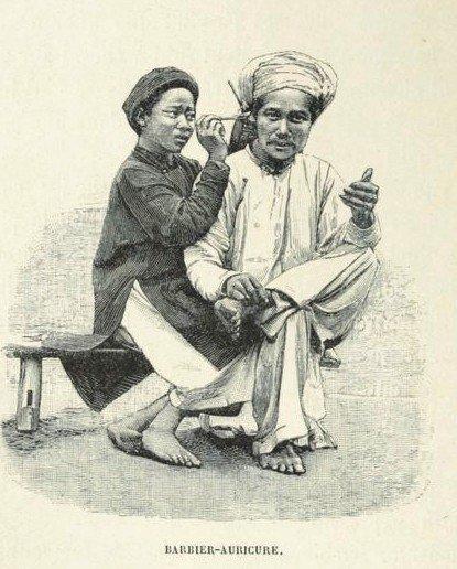 Loạt tranh minh họa về cuộc sống Việt Nam những năm 1884-1885 - 18