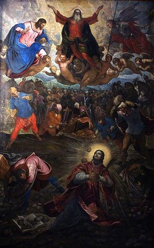 Chút cảm nghĩ qua chuyện Thánh Stephen tử vì đạo - 10