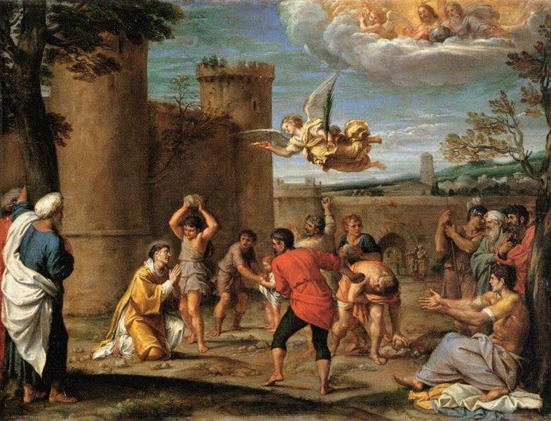 Chút cảm nghĩ qua chuyện Thánh Stephen tử vì đạo - 7
