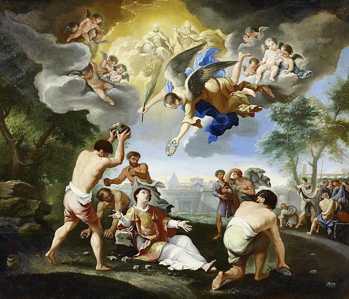 Chút cảm nghĩ qua chuyện Thánh Stephen tử vì đạo - 9