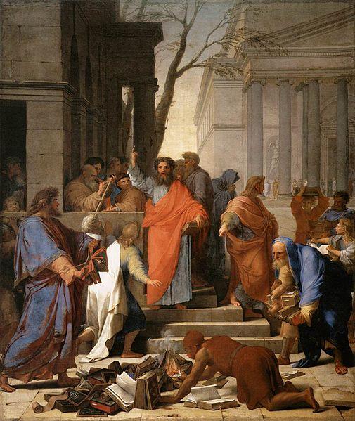 Chút cảm nghĩ qua chuyện Thánh Stephen tử vì đạo - 5