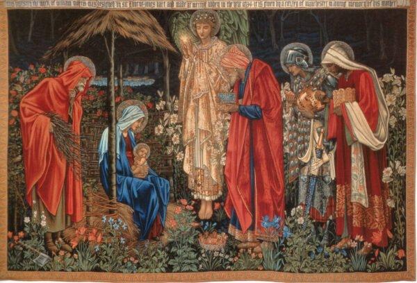 Đức Mẹ và ý nghĩa biểu tượng của hoa Bách hợp trong hội họa cổ điển - 5
