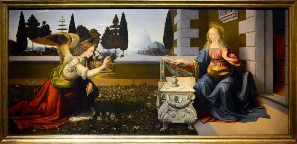 Đức Mẹ và ý nghĩa biểu tượng của hoa Bách hợp trong hội họa cổ điển - 3