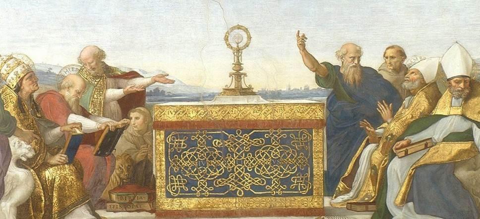 """Cuộc tranh luận giữa Plato và Aristotle trong kiệt tác """"Học viện Athens"""" - 9"""