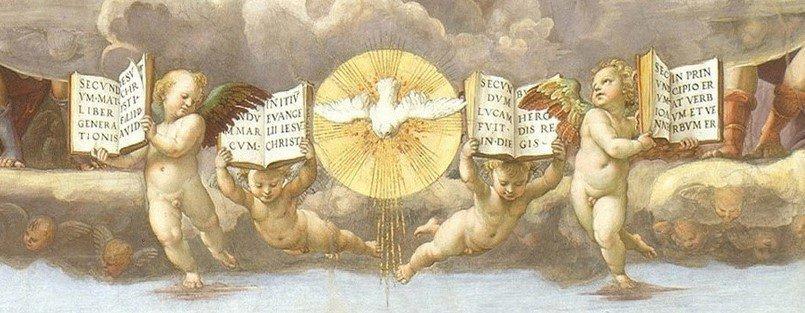 """Cuộc tranh luận giữa Plato và Aristotle trong kiệt tác """"Học viện Athens"""" - 8"""