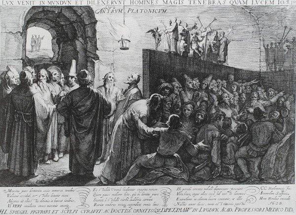 """Cuộc tranh luận giữa Plato và Aristotle trong kiệt tác """"Học viện Athens"""" - 3"""