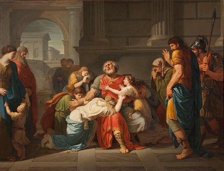 """Cuộc tranh luận giữa Plato và Aristotle trong kiệt tác """"Học viện Athens"""" - 4"""