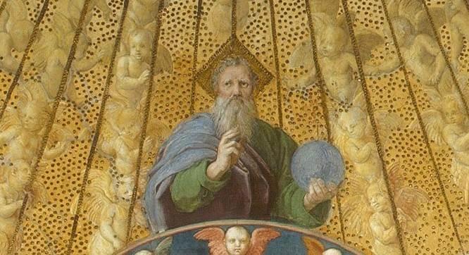 """Cuộc tranh luận giữa Plato và Aristotle trong kiệt tác """"Học viện Athens"""" - 7"""