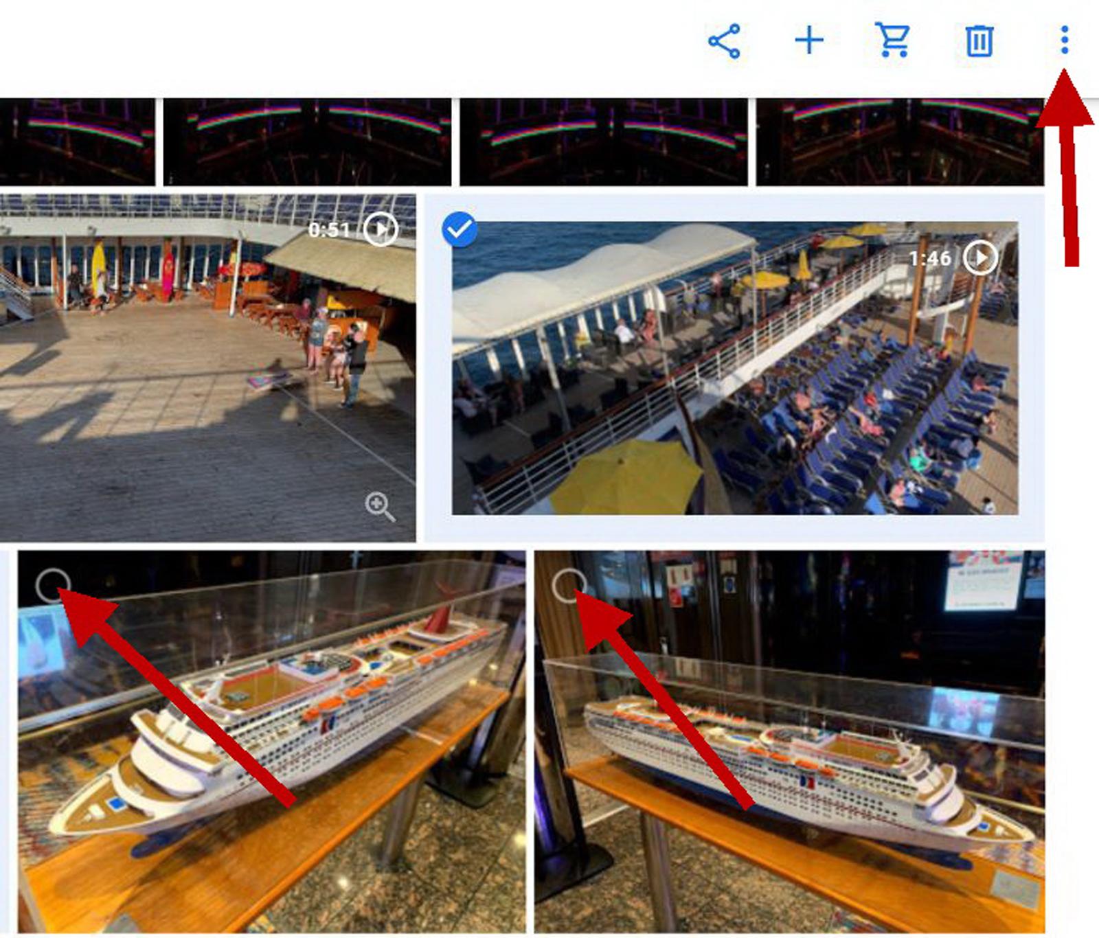 Download hình trên Google Photos về máy tính - 2