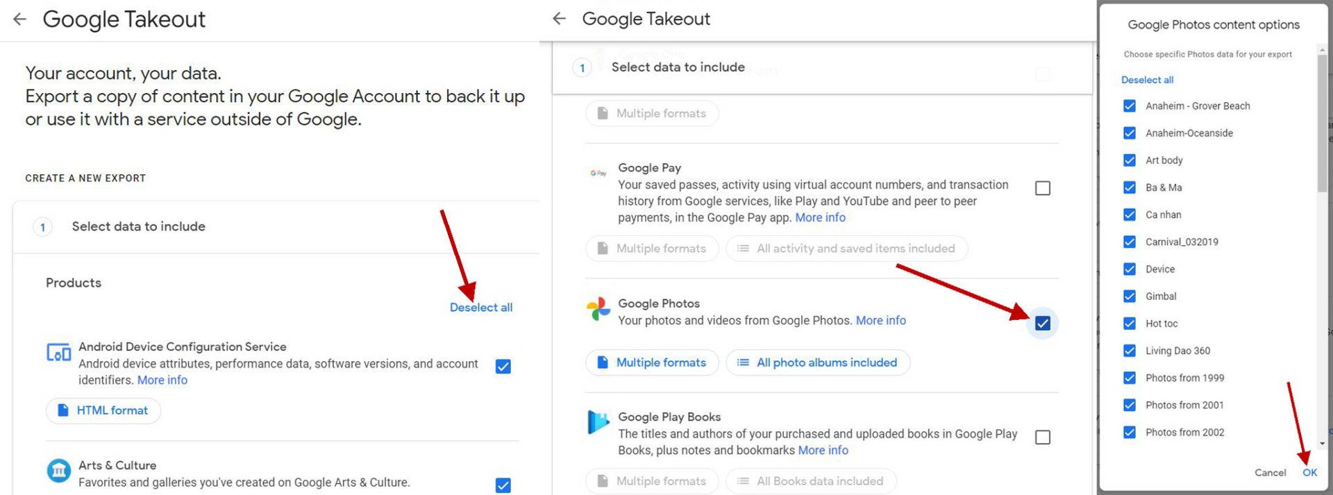 Download hình trên Google Photos về máy tính - 6