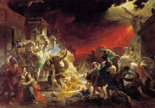 Sự diệt vong của Pompeii và bài học gửi hậu thế - 1