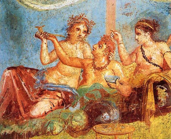 Sự diệt vong của Pompeii và bài học gửi hậu thế - 7
