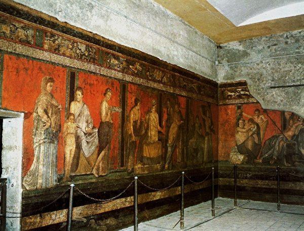 Sự diệt vong của Pompeii và bài học gửi hậu thế - 6