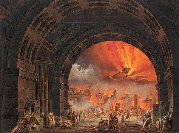 Sự diệt vong của Pompeii và bài học gửi hậu thế - 4