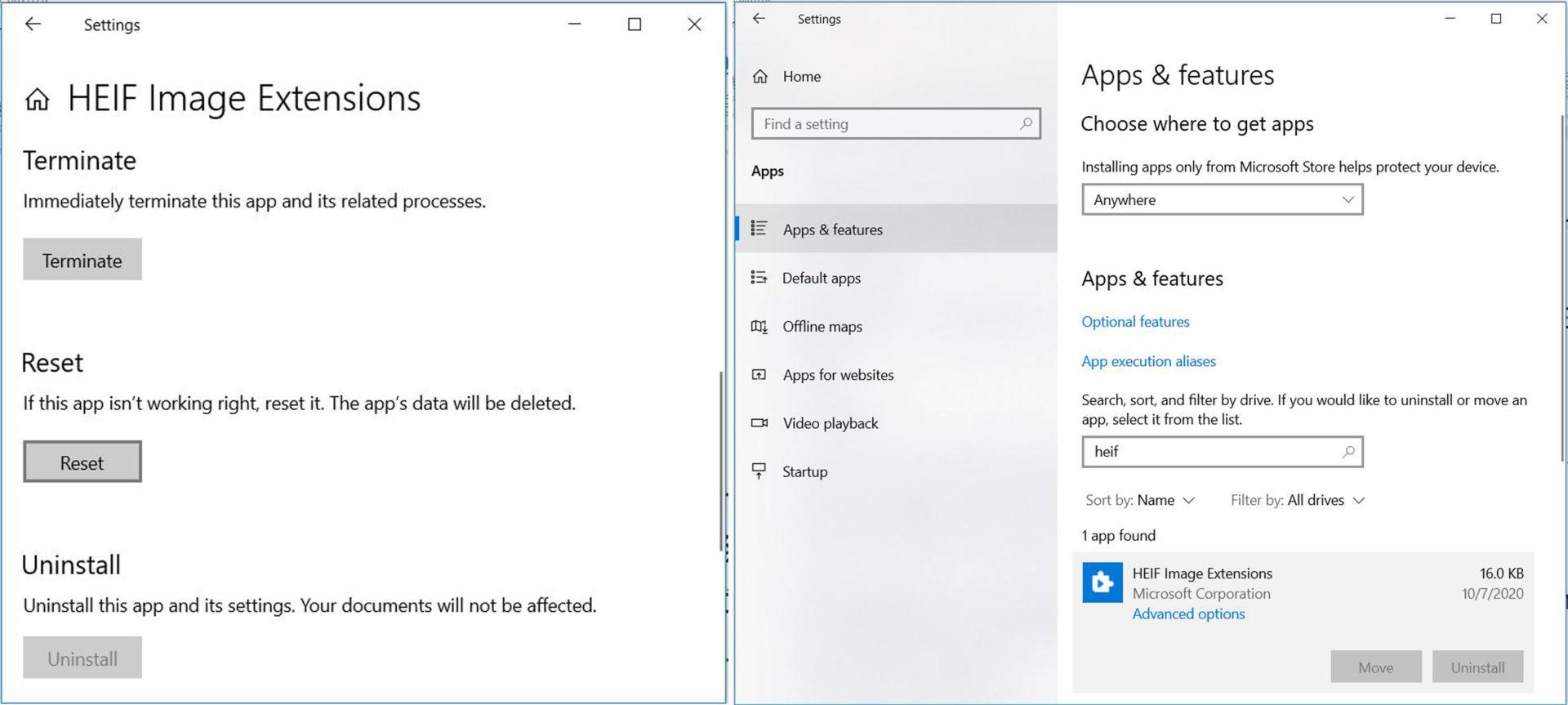 Cách mở file HEIF trên Windows 10 - 2