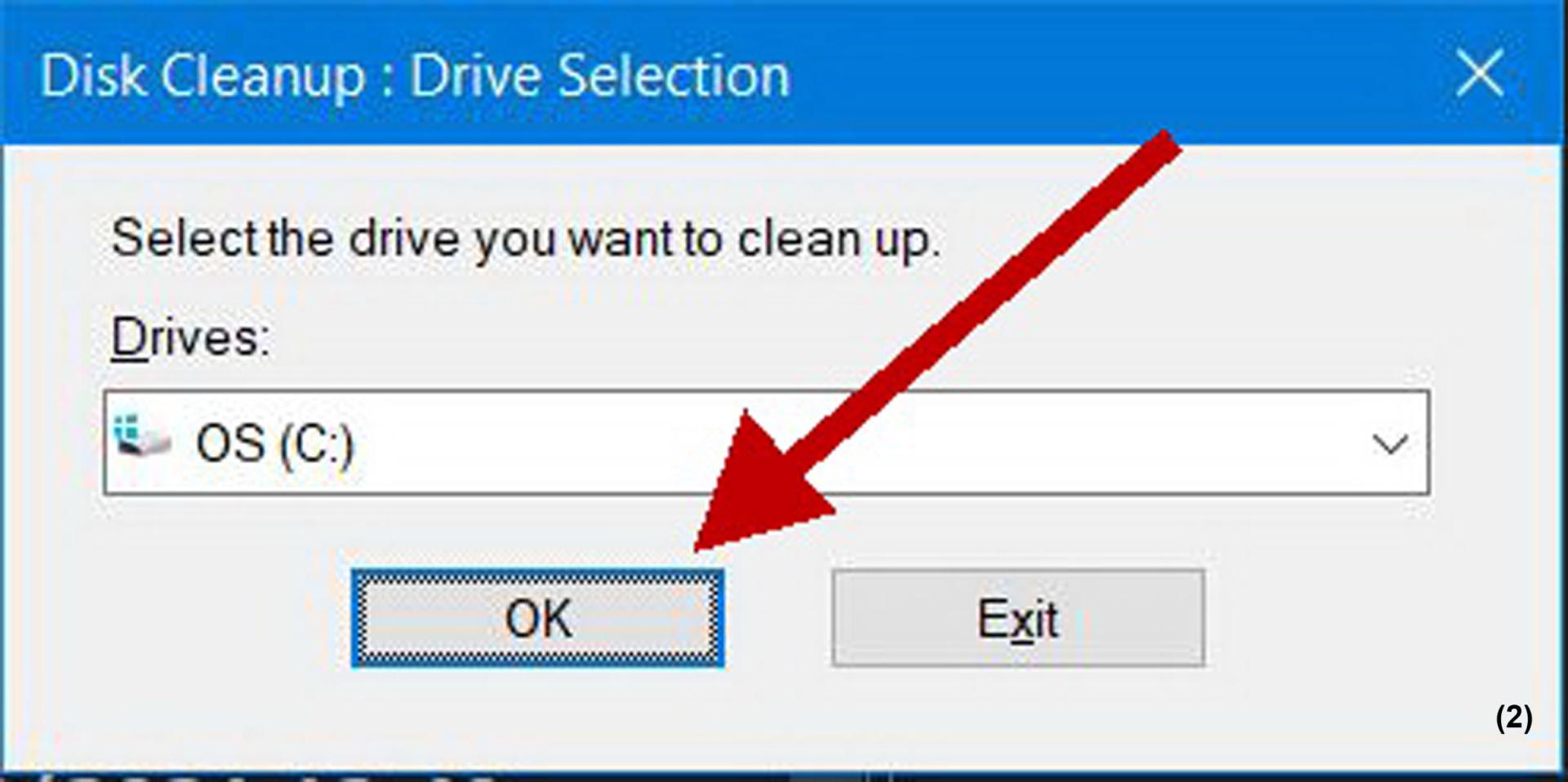 Xóa Windows.old sau khi update Windows 10 - 2