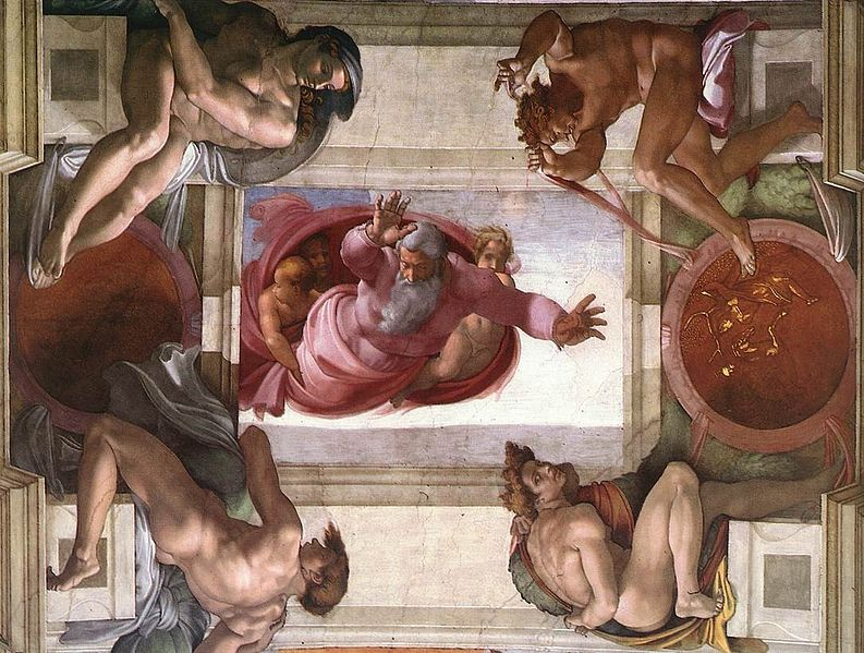 """Nhà nguyện Sistine và bức """"Chúa Trời tạo ra Adam""""  - 6"""