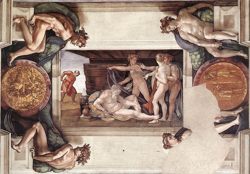 """Nhà nguyện Sistine và bức """"Chúa Trời tạo ra Adam""""  - 12"""