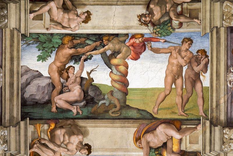 """Nhà nguyện Sistine và bức """"Chúa Trời tạo ra Adam""""  - 9"""
