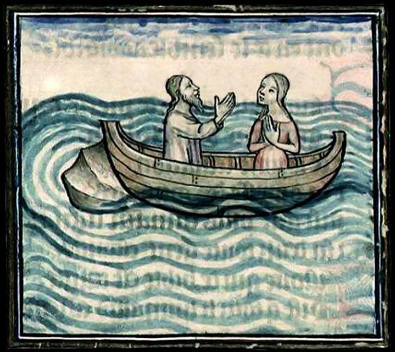 Đại hồng thủy Deucalion và giống người sinh ra từ đá - 3