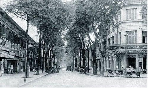 Đường Tự Do – Con đường xưa nổi tiếng nhất Sài Gòn - 1