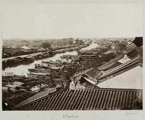 Lịch sử trung tâm thương mại Chợ Lớn - 2