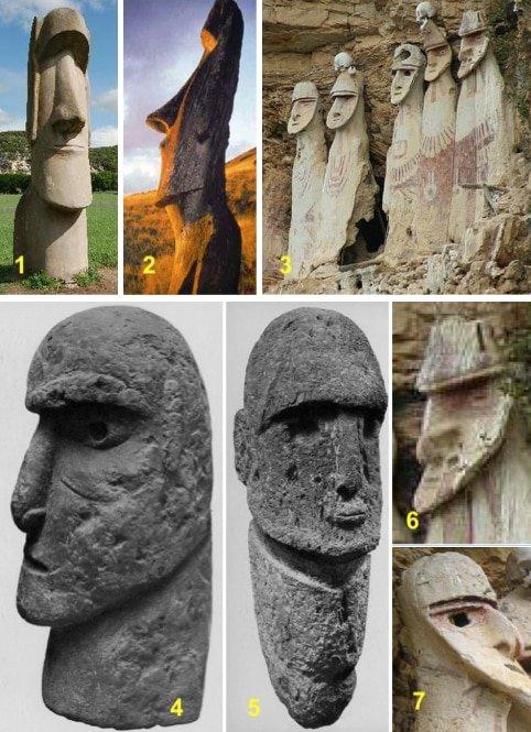 Khám phá nguồn gốc bí ẩn những bức tượng đá trên Đảo Phục sinh - 3