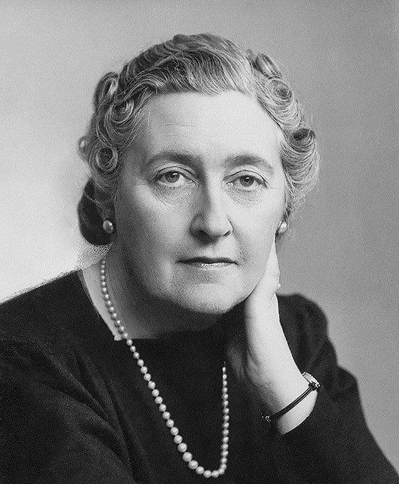 Cuộc đời như câu chuyện phiêu lưu của 'Nữ hoàng trinh thám' Agatha Christie - 1