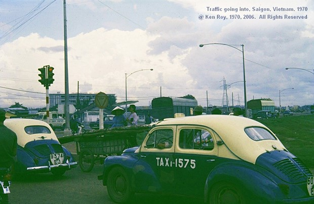 Ly kỳ tên gọi Ngã Tư Hàng Xanh (Sài Gòn) và những hình ảnh đẹp của Ngã Tư trước 1975 - 21