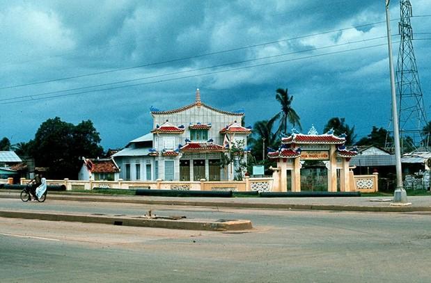 Ly kỳ tên gọi Ngã Tư Hàng Xanh (Sài Gòn) và những hình ảnh đẹp của Ngã Tư trước 1975 - 18