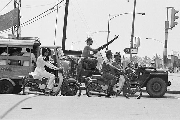 Ly kỳ tên gọi Ngã Tư Hàng Xanh (Sài Gòn) và những hình ảnh đẹp của Ngã Tư trước 1975 - 17