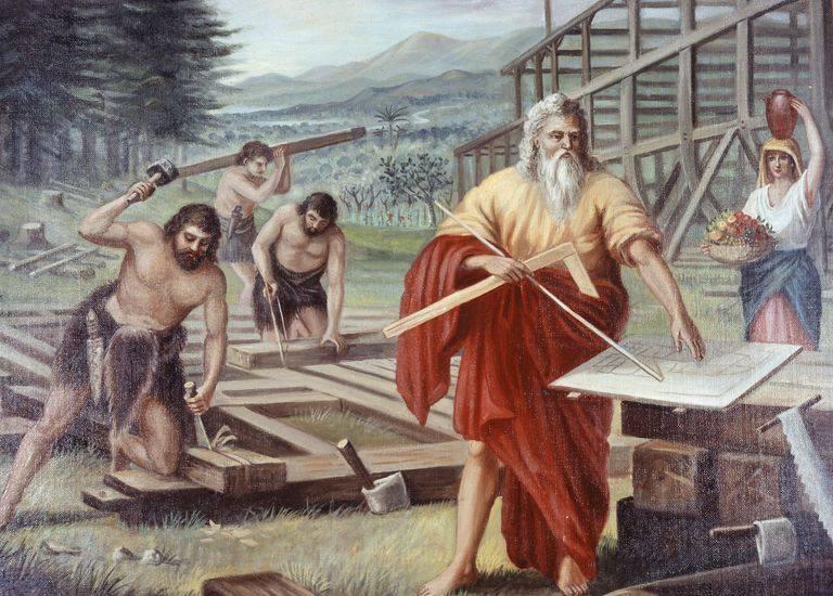 Những Trận Đại Hồng Thủy Trong Thần Thoại - 2