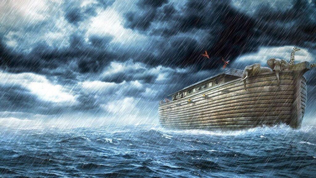 Những Trận Đại Hồng Thủy Trong Thần Thoại - 1