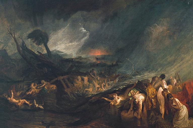 Những Trận Đại Hồng Thủy Trong Thần Thoại - 4