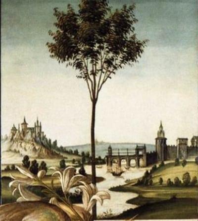Đức mẹ Mary tiếp nhận thiên ý qua hội họa phương Tây - 5