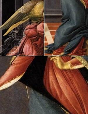 Đức mẹ Mary tiếp nhận thiên ý qua hội họa phương Tây - 6
