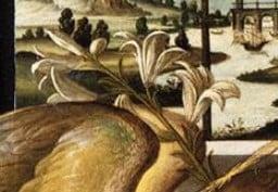 Đức mẹ Mary tiếp nhận thiên ý qua hội họa phương Tây - 3