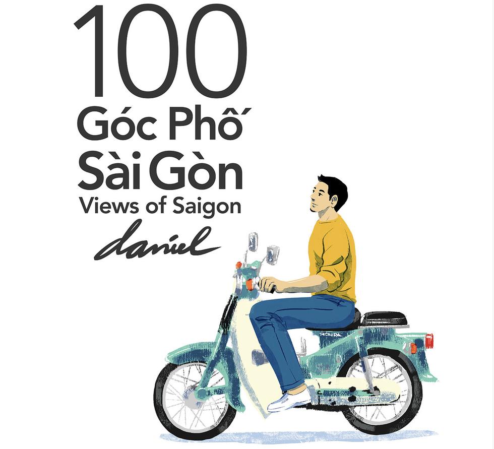 Bộ tranh 'vẽ Sài Gòn bằng cả trái tim' của họa sĩ Philippines - 1