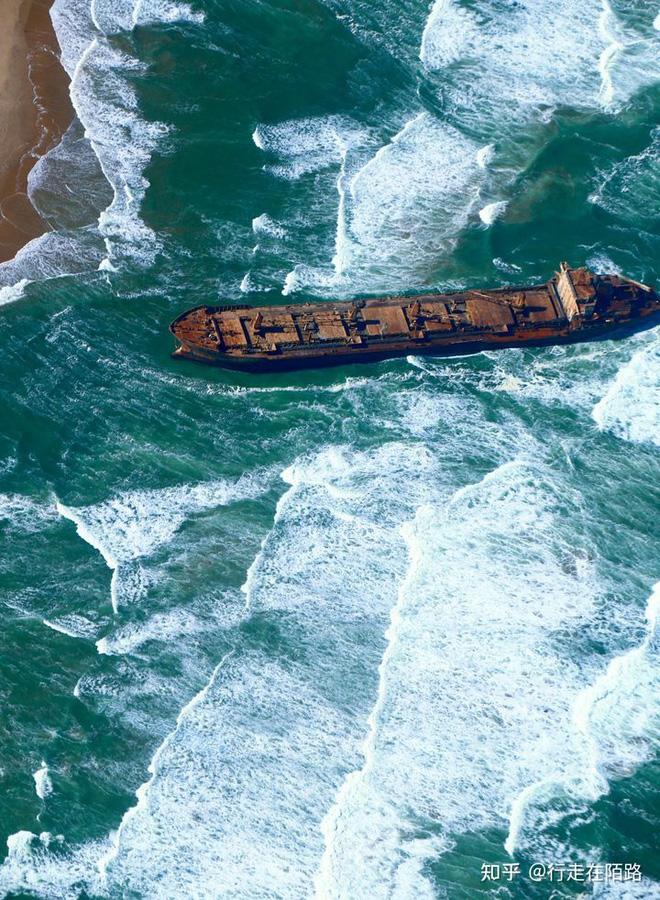 Bờ biển Skeleton: bờ biển nguy hiểm nhất thế giới - 22